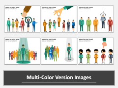 Hiring The Right Talent Multicolor Combined