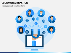 Customer Attraction PPT Slide 5