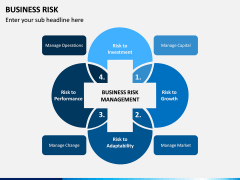 Business Risk PPT Slide 1