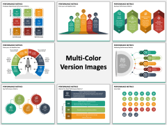Performance Metrics Multicolor Combined
