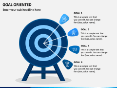 Goal Oriented PPT Slide 3