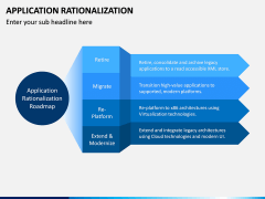 Application Rationalization PPT Slide 2