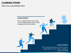 Climbing Stairs PPT Slide 6