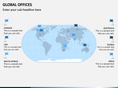 Global Offices PPT Slide 1