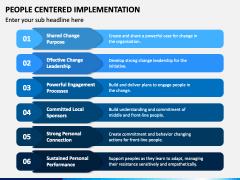 People Centered Implementation PPT Slide 2