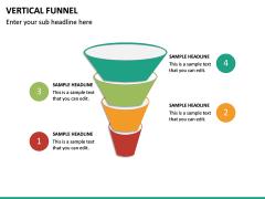 Vertical Funnel PPT Slide 30