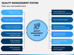 Quality Management System PPT Slide 4