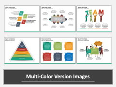 Team Functions Multicolor Combined