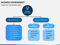Business Environment PPT Slide 1