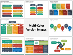 Financial Objectives Multicolor Combined