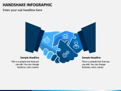 Handshake Infographic PPT Slide 3