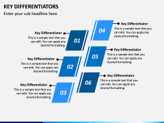 Key Differentiators PPT Slide 7