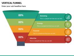 Vertical Funnel PPT Slide 18