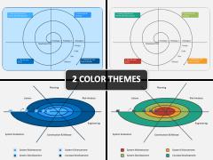 Spiral Process Model PPT Cover Slide