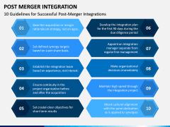 Post Merger Integration PPT Slide 7