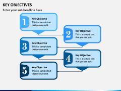 Key Objectives PPT Slide 5