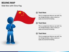 Beijing Map PPT Slide 6