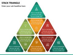 Stack Triangle PPT Slide 5