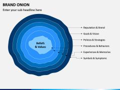 Brand Onion PPT Slide 1