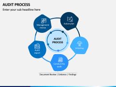 Audit Process PPT Slide 1