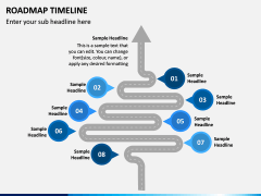 Roadmap Timeline PPT Slide 8