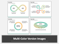 Rail Circle Multicolor Combined