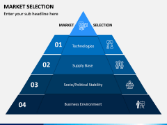Market Selection PPT Slide 3