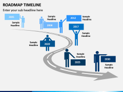 Roadmap Timeline PPT Slide 2