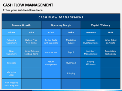 Cash Flow Management PPT Slide 10