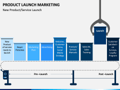Product Launch Marketing PPT Slide 1