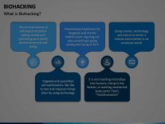 Biohacking Animated Presentation - SketchBubble