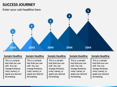 Success Journey PPT Slide 6