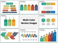 Key Milestones Multicolor Combined