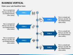 Business Vertical PPT Slide 3