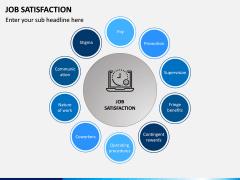 Job Satisfaction PPT Slide 1