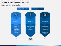 Invention and Innovation PPT Slide 1