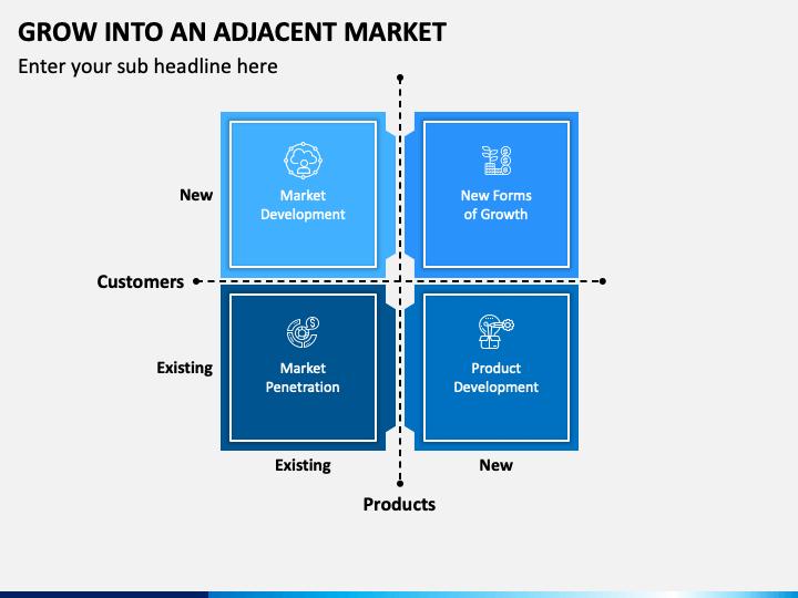 Grow Into an Adjacent Market PPT Slide 1
