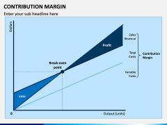 Contribution Margin PPT Slide 7