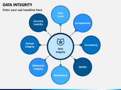 Data Integrity PPT Slide 1