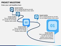 Project Milestone PPT Slide 3