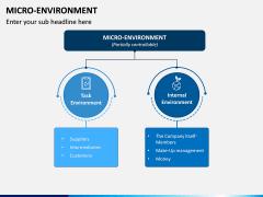 Micro Evironment PPT Slide 2