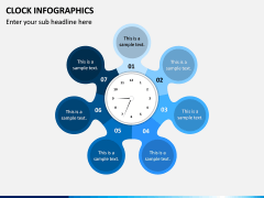 Clock Infographics PPT Slide 7