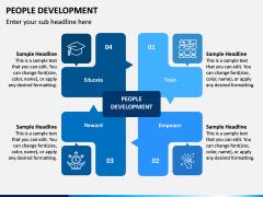 People Development PPT Slide 6