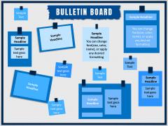 Bulletin Board PPT Slide 4