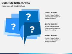 Question Infographics PPT Slide 2