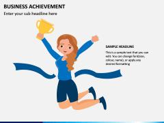 Business Achievement PPT Slide 7