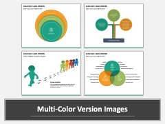 Lead Self Lead Others PPT Multicolor Combined
