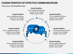 Characteristics of Effective Communication PPT Slide 2