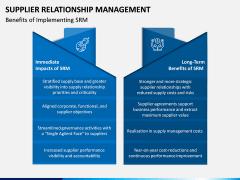 Supplier Relationship Management PPT Slide 10