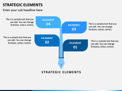 Strategic Elements PPT Slide 4